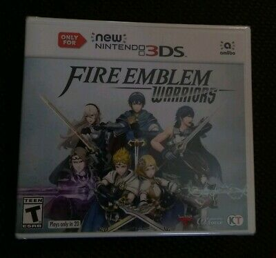 Fire Emblem Warriors - Nintendo 3DS Brand New Sealed