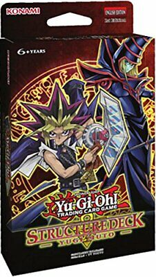 Yu-Gi-Oh ☆ ☆ king structure deck - Yugi Muto - 1st Edition Factory Sealed Japan