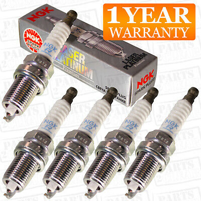 NGK Laser Platinum 5x Ignition Spark Plug 5 Pack x5 For Chrysler Sebring 2.7 V6