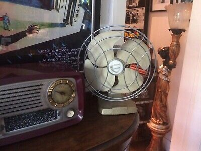 Revelair 1960's Table Fan