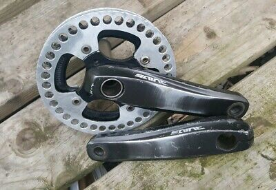 MRRP £8.99 OUT 19//7 Shimano FC-T4060 chain guard and fixing screws