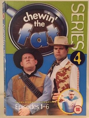 Chewin' The Fat - Series 4 - Episodes 1 To 6 DVD (Still Game) Scottish Comedy
