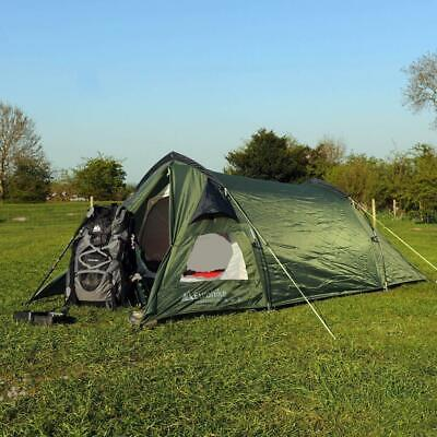 Brand New Eurohike Backpacker DLX 2 Man Tent Camping
