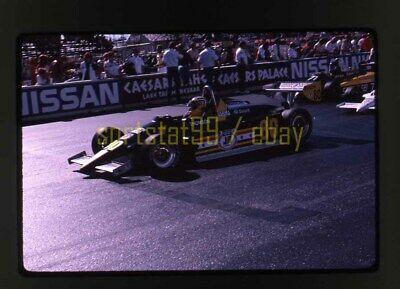 Steve Thomson #80 Ralt RT5 - 1984 Caesars Palace Super Vee - Vtg 35mm Race Slide