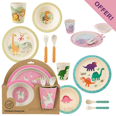 Smash Fantasy Feet Childs Travel Snack Cup /& Cutlery Set New And Sealed *