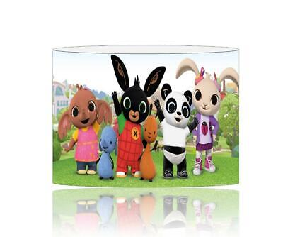 (061) Bing Bunny Lampshade / Ceiling Light Shade Kids Free P+P