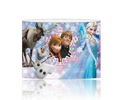 (091)  Frozen Anna Elsa Lampshade / Ceiling Light Shade Kids Free P+P