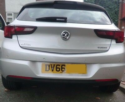 Vauxhall Astra Parking Sensors Fitted Midlands Area