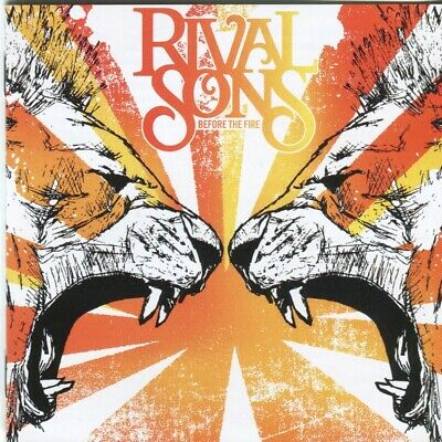 Rival Sons ‎- Before The Fire - CD