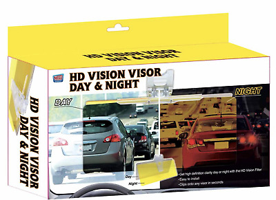 HD Vision Visor Day & Night