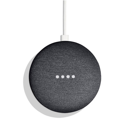 Google Home Mini Ga00216-us Hautparleur Smart Bluetooth - Noir