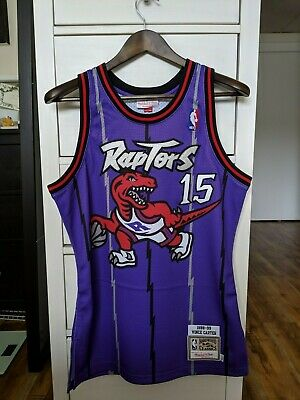 67ded813028 Vince Carter 1998-99 Authentic Jersey Raptors Small 36 Mitchell & Ness  BRAND NEW