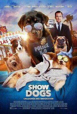 Show Dogs(2018) BLU-RAY ONLY!!! FAST SHIPPING!!!
