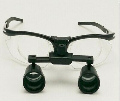 2.5X-3.5X Surgical dental Binocular Loupes Variable Magnification