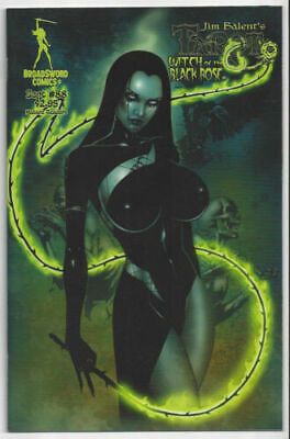 Tarot Witch of the Black Rose 88a Broadsword Jim Balent sexy NM FREE UK POST