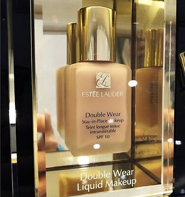 Estee Lauder  Double Wear Stay In Place Foundation SPF10 Sand (1W2) 30ml NIB