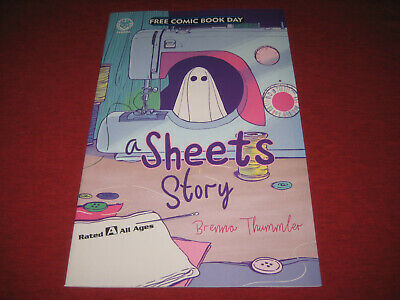 Free Comic Book Day 2019 A Sheets Story