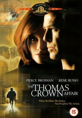 The Thomas Crown Affair (DVD / Pierce Brosnan/Rene Russo 2000)