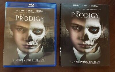 The Prodigy (Blu-ray and DVD, 2019) Taylor Schilling -No Digital
