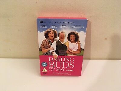THE DARLING BUDS OF MAY-DAVID JASON-COMPLETE SERIES-SPECIAL EDITION Free PP