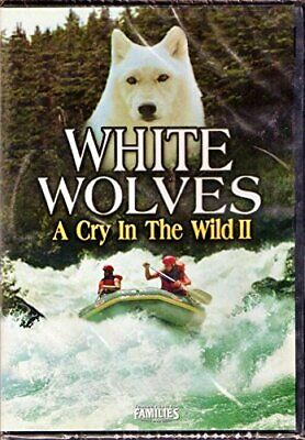 White Wolves: A Cry in the Wild II Dvd! Feature Films for Families NEW!