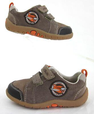 *NEW!* Clarks First Flyer Shoes Brown Toddlers / Little Kids Sz US 5