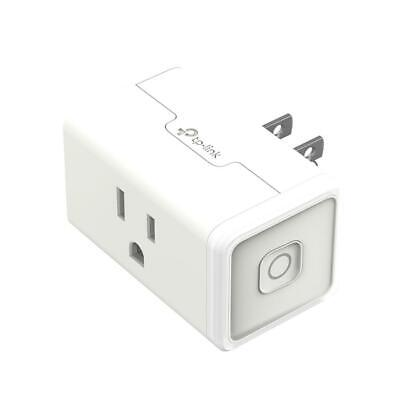 Smart WiFi Plug Mini by TP-Link (2-Pack) - Reliable WiFi Connection, No Hub