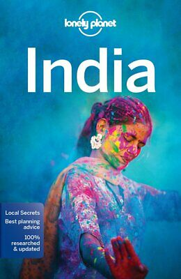 Lonely Planet India (Travel Guide)  (eb00k)