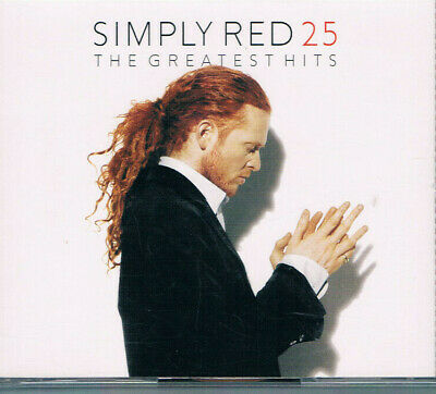 "Simply Red: ""25 - The greatest Hits"", Deluxe Edition, Doppel CD + DVD"