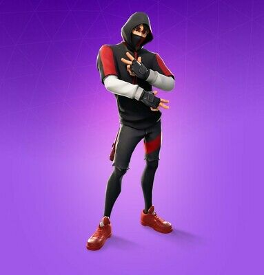 "Fortnite ""Ikonik"" Skin Ultra Rare and Exclusive to Samsung Galaxy S10 read desc)"