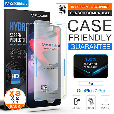 Oneplus 7 Pro Maxshield HYDROGEL AQUA FLEXIBLE Crystal Film Screen Protector