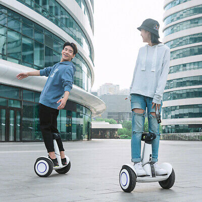 Xiaomi N4M340 Ninebot Plus Patinete Eléctrico E-Scooter Sports City Roller BT4.0