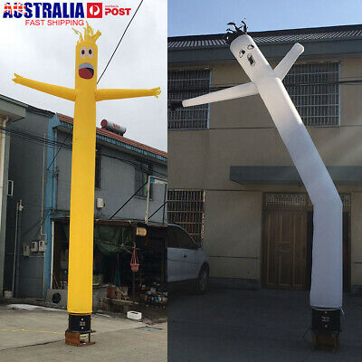 13ft/4m Advertising Sky Inflatable Tube Man Air Wavy Wind Dancing Puppet 46cm