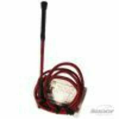 Shoof Stock Whip Karaka 7ft Red