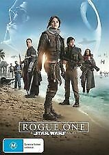 Rogue One Dvd - New & Sealed Star Wars, Felicity Jones, Darth Vader Free Post