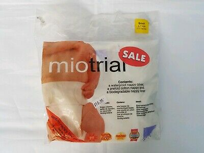 Bambino Mio-MioTrial Pack Small 5-7kgs/11-16lbs. Brand New.