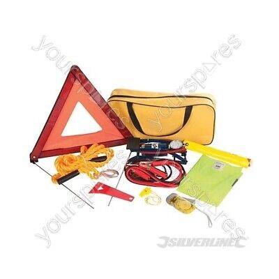 Car Emergency Kit 9pce - 9pce