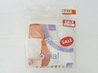 Bambino Mio-MioTrial Pack Newborn up to 5kg/11lbs. Brand New.