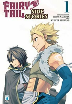 Fairy Tail - Side Stories 1 Star Comics
