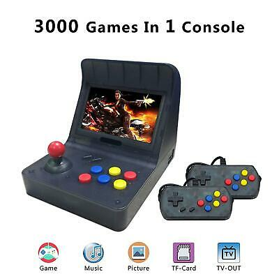 3000 Giochi in 1 Classic Mini Game Console Retro TV HDMI+2 Controller Gamepad