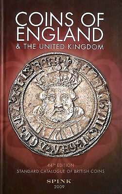 Coins of England and the United Kingdom 2009 by Skingley, Philip [Editor]