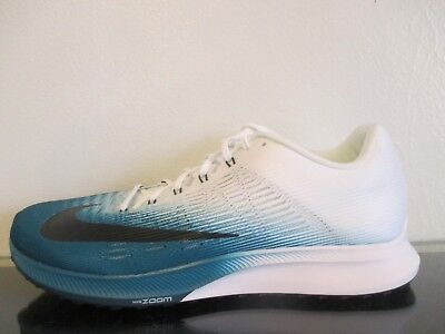 fddfc1a187646 NIKE AIR ZOOM Elite 7 Mens Running Training Shoes Size 8 Blue Pink ...