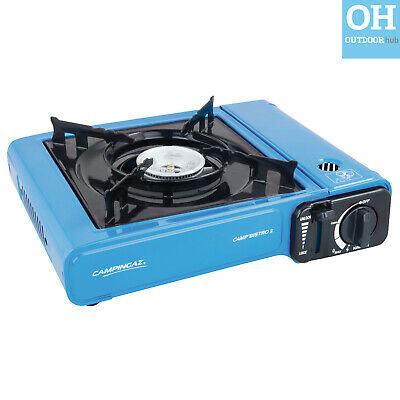 Campingaz Camp Bistro 2 2200W Gas Stove Portable Camping Cooking Outdoor Oven