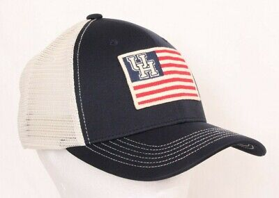 buy online a477c e3ce6 NEW University of Houston Cougars Navy Blue Tow Caps Snapback Adjustable Hat