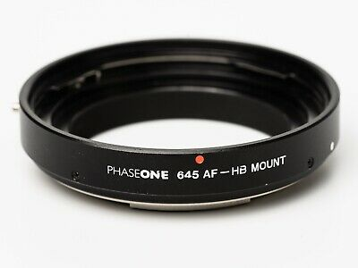 Phase One Hasselblad Adapter (C und F)