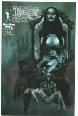 Tarot Witch of the Black Rose 92a Broadsword Jim Balent sexy NM FREE UK POST