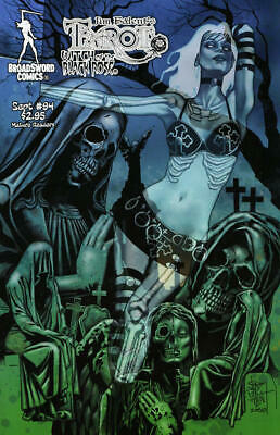 Tarot Witch of the Black Rose 94a Broadsword Jim Balent sexy NM FREE UK POST