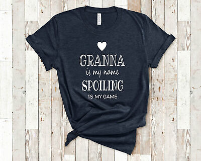 Best Granna Gift for Christmas Birthday Present Granna Is My Name Funny Granna S