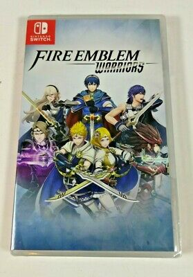 Fire Emblem Warriors - Nintendo Switch - Region Free - Brand New and Sealed