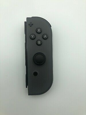 Nintendo - Joy-Con (Right) Wireless Controller for Nintendo Switch - Gray